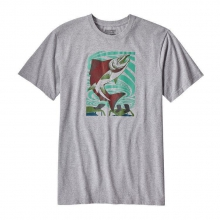 Men's Back For Good Cotton/Poly Responsibili-Tee by Patagonia