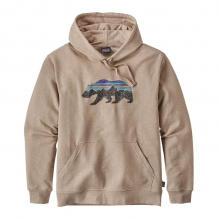 Men's Fitz Roy Bear MW Hoody by Patagonia