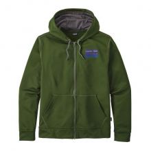 Men's Fitz Roy Frostbite PolyCycle Full-Zip Hoody by Patagonia