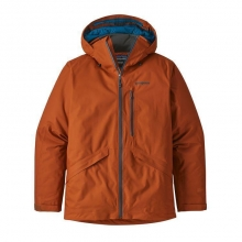Men's Insulated Snowshot Jacket by Patagonia in Iowa City IA