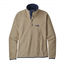 Men's LW Better Sweater Marsupial P/O by Patagonia in Canmore Ab
