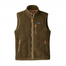 Men's Retro Pile Vest by Patagonia in Ridgway Co