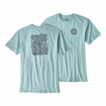 Men's River Rewilding Cotton T-Shirt by Patagonia