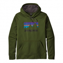 Men's Shop Sticker PolyCycle Hoody