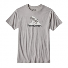 Men's Snow Surf Cotton/Poly T-Shirt by Patagonia in Wayne Pa