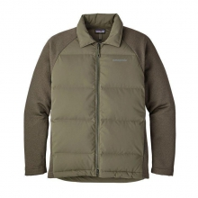 Men's Ukiah Down Hybrid Jacket by Patagonia