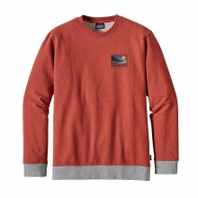Men's Up & Out MW Crew Sweatshirt by Patagonia
