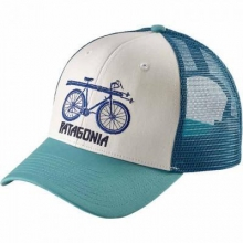 Snow Cycle Trucker Hat by Patagonia