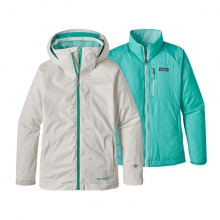 Women's 3-in-1 Snowbelle Jacket by Patagonia in Glenwood Springs CO