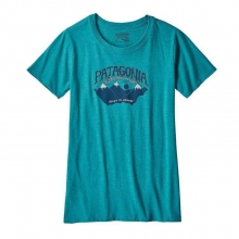 Women's Hazy Peaks Cotton/Poly Crew T-Shirt
