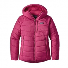 Women's Hyper Puff Hoody by Patagonia in Succasunna Nj