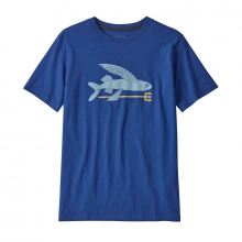 Boys' Graphic Organic T-Shirt by Patagonia in North Vancouver BC
