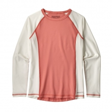 Girl's L/S SW Rashguard by Patagonia in Campbell CA