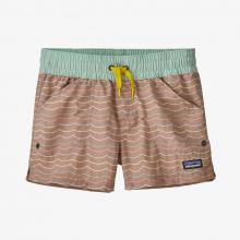 Girls' Costa Rica Baggies Shorts