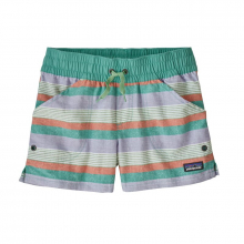 Girls' Costa Rica Baggies Shorts by Patagonia in Sioux Falls SD