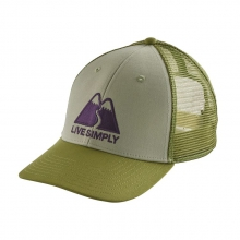 Live Simply Winding LoPro Trucker Hat by Patagonia in Sioux Falls SD