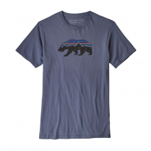 Men's Fitz Roy Bear Organic T-Shirt by Patagonia in Fayetteville Ar