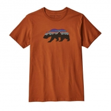 Men's Fitz Roy Bear Organic T-Shirt by Patagonia in Sioux Falls SD
