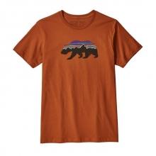 Men's Fitz Roy Bear Organic T-Shirt by Patagonia in Iowa City IA