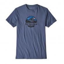 Men's Fitz Roy Scope Organic T-Shirt by Patagonia in Auburn Al
