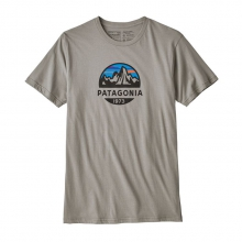 Men's Fitz Roy Scope Organic T-Shirt by Patagonia in Iowa City IA