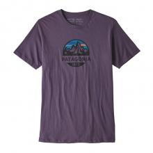Men's Fitz Roy Scope Organic T-Shirt by Patagonia in Fresno Ca