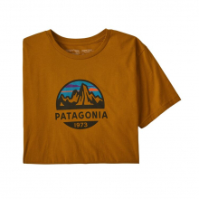 Men's Fitz Roy Scope Organic T-Shirt by Patagonia in Sioux Falls SD