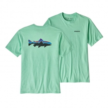 Men's Fitz Roy Trout Responsibili-Tee by Patagonia in Colorado Springs Co