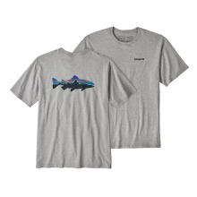 Men's Fitz Roy Trout Responsibili-Tee by Patagonia