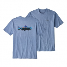 Men's Fitz Roy Trout Responsibili-Tee by Patagonia in Sioux Falls SD