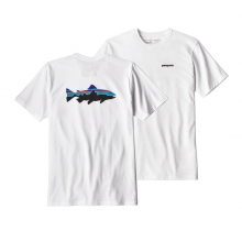 Men's Fitz Roy Trout Responsibili-Tee by Patagonia in Bakersfield Ca