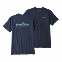 Men's Fitz Roy Trout Responsibili-Tee by Patagonia in Jonesboro Ar