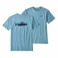 Men's Fitz Roy Trout Responsibili-Tee by Patagonia in Little Rock Ar