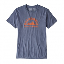 Men's Geologers Organic T-Shirt by Patagonia in Sioux Falls SD