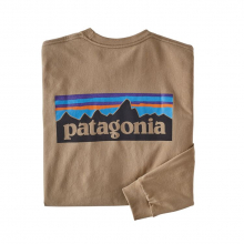 Men's L/S P-6 Logo Responsibili-Tee by Patagonia