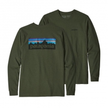 Men's L/S P-6 Logo Responsibili-Tee by Patagonia in Sioux Falls SD