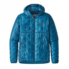 Men's Micro Puff Hoody by Patagonia in Napa CA