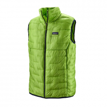 Men's Micro Puff Vest by Patagonia in Nanaimo Bc