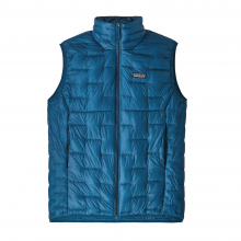Men's Micro Puff Vest by Patagonia in Truckee Ca