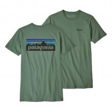 Men's P-6 Logo Organic T-Shirt by Patagonia in Montgomery Al