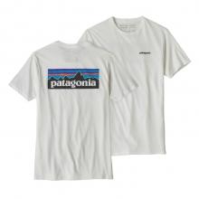 Men's P-6 Logo Organic T-Shirt by Patagonia in Iowa City IA
