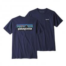 Men's P-6 Logo Organic T-Shirt by Patagonia in Florence Al
