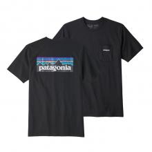 Men's P-6 Logo Pocket Responsibili-Tee by Patagonia