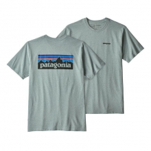Men's P-6 Logo Responsibili-Tee by Patagonia in Sioux Falls SD