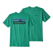Men's P-6 Logo Responsibili-Tee by Patagonia in Flagstaff Az