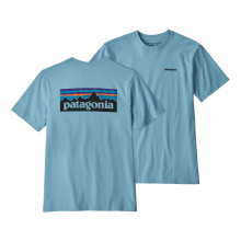 Men's P-6 Logo Responsibili-Tee by Patagonia in Redwood City Ca