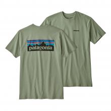 Men's P-6 Logo Responsibili-Tee by Patagonia in Woodland Hills Ca