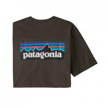 Men's P-6 Logo Responsibili-Tee by Patagonia in Oro Valley Az