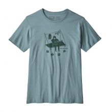 Men's Portaledge Concert Organic T-Shirt by Patagonia in Seward Ak