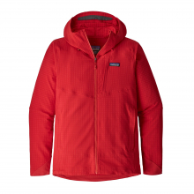 Men's R1 TechFace Hoody by Patagonia